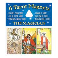 Tarot Magnets The Magician (6 Cartas Imantadas) (USG)