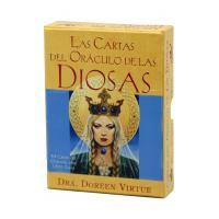 Oraculo Cartas del Oraculo de las Diosas - Doreen Virtue (Set) (44...