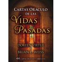 Oraculo Vidas Pasadas - Doreen Virtue (Set) (44 cartas) (AB)