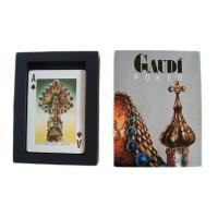 Cartas Gaudi (Estuche - 54 Cartas Poker) (S)