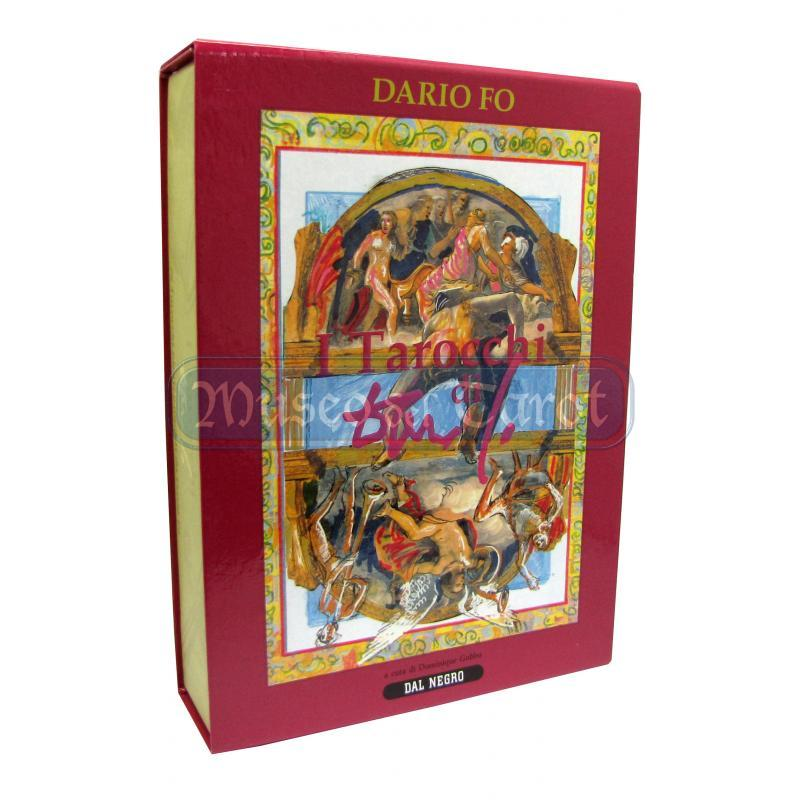 Tarot Dario Fo - Dominique Gobbo (Set) (EN, IT) (Dal) (02/16)