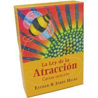 Oraculo Ley de la Atraccion - Esther & Jerry Hicks (Set) (60 Carta...
