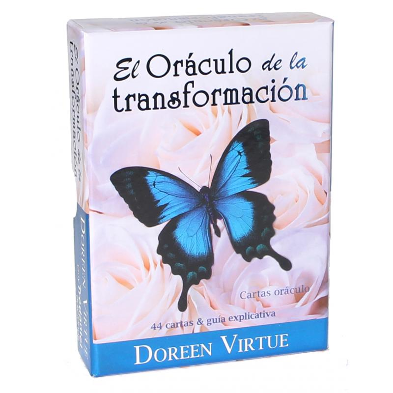 Oraculo De la Transformacion (Doreen Virtue)(Set)(44 cartas)(guyt)