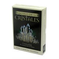 Oraculo Cristales (De los..) (Borde Dorado) (Set) (44 Cartas + Bol...