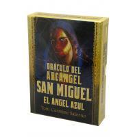 Oraculo Arcangel San Miguel (El Angel Azul) - Toni Carmine Salerno...