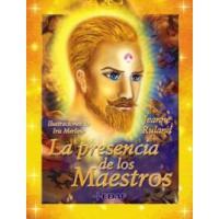 Tarot La Presencia de los Maestros - Jeanne Ruland (Set - Libro + 56 Cartas) (Caja Metal) (EDAF) (2012) (has)