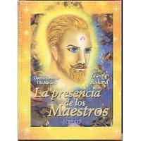 Tarot La Presencia de los Maestros - Jeanne Ruland (Set - Libro + 56 Cartas) (Caja Carton) (EDAF) (2013)
