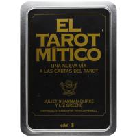 Tarot Coleccion Mitico (Set) (Tapete papel) (Caja Metal) (Ef)