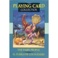 Cartas Pueblo de los Duendes (54 Cartas Juego) (Sca)