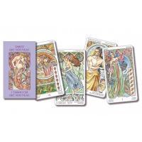 Tarot Art Nouveau (Mini) (SCA) 0517