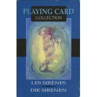 Cartas Sirenas (54 Cartas Juego) (Sca)