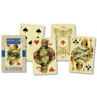 Cartas Kaiser (54 Cartas Juego) (Sca)
