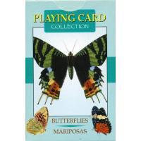 Cartas Mariposas (54 Cartas Juego) (Sca)