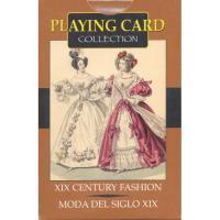 Cartas Moda del Siglo XIX  (54 Cartas Juego) (Sca)