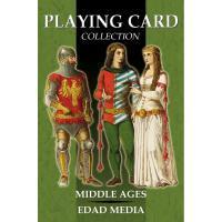 Cartas Edad Media (54 Cartas Juego) (Sca) *