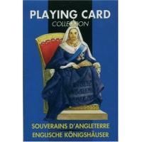 Cartas Reyes de Inglaterra (54 Cartas Juego) (Sca)
