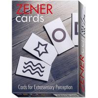 Oraculo Zener Cards (25 cartas) (6 Idiomas Instrucciones) (Sca)