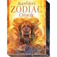 Oraculo Barbieri Zodiac - Barbara Moore - Paolo Barbieri (26 carta...