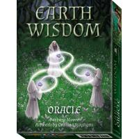 Oraculo Earth Wisdom - Barbara Moore (32 cartas) (EN) (Instruccion...