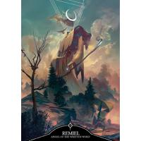 Oraculo Angelarium - Oracle of Emanations - Eli Minaya; Peter Mohrbacher (32 cartas) (Sca)