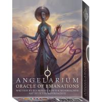 Oraculo Angelarium - Oracle of Emanations - Eli Minaya; Peter Mohr...