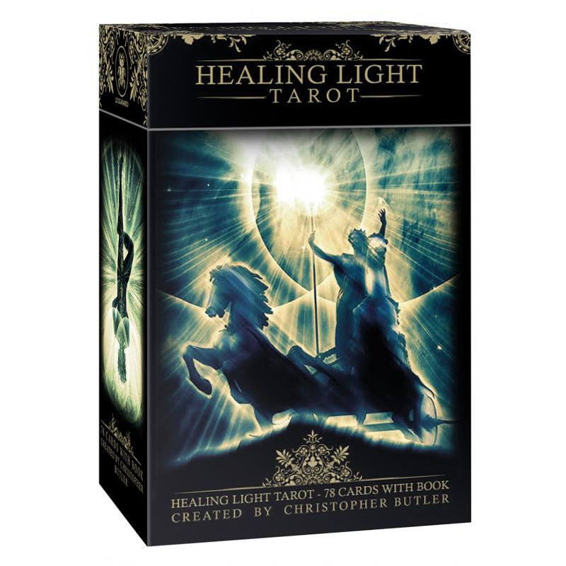 Tarot Healing Light Tarot - Christopher Butler (Sca)