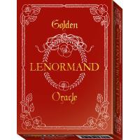 Oraculo Golden Lenormand - Lunaea Weatherstone (36 cartas) (Instru...