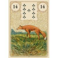 Oraculo Golden Lenormand - Lunaea Weatherstone (36 cartas) (Instrucciones Multiidioma) (2017) (Sca) - Lanzamiento Septiembre 2017 -