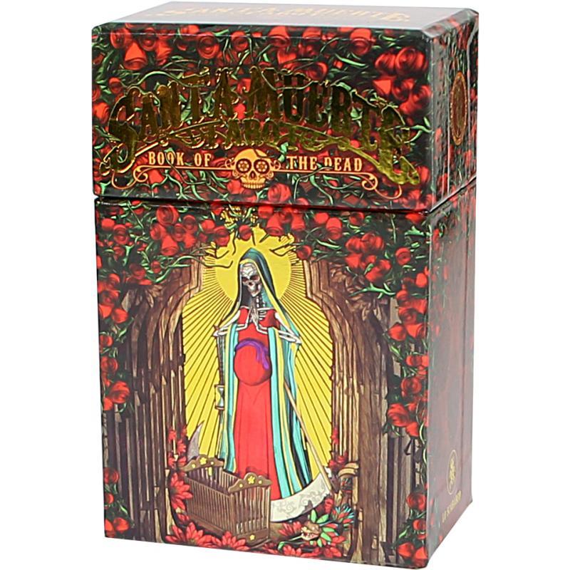 Tarot Santa Muerte Tarot - Fabio Listrani - (Instrucciones en Multiidioma) (2017) (Sca)