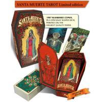 Tarot Santa Muerte Tarot Limited Edition - Fabio Listrani - (Instr...
