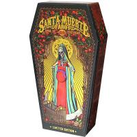 Tarot Coleccion Santa Muerte Tarot Limited Edition - Fabio Listran...