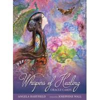 Oraculo Whispers of Healing  (Angela Hartfield)(EN)(SCA) Febrero 2018
