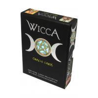 Oraculo Wicca - Chatriya Hemharnvibul (Borde Plateado) (33 Cartas)...