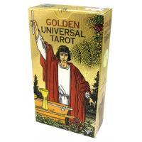 Tarot Golden Universal (Rider Waite Dorado) (78 Cartas) (EN-ES-IT-FR-DE) (SCA)