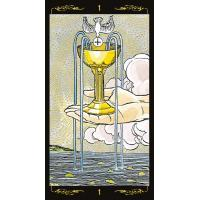 Tarot Golden Universal (Rider Waite Dorado) (78 Cartas) (EN-ES-IT-FR-DE) (SCA)