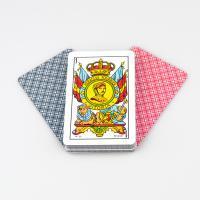 Cartas Baraja Española Nº 35 (Celofan - 50 Cartas) (Four)