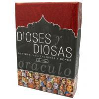 Oraculo Dioses y Diosas (52 Cartas) (Es) (Gaia)