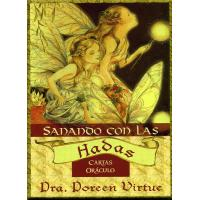 Oraculo Sanando con las Hadas - Doreen Virtue (Set) (44 Cartas) (S...