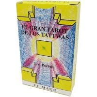 Tarot coleccion  El Gran tarot de los Tattwas - J.Antonio Portela ...