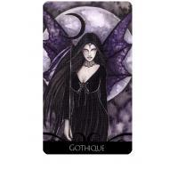 Oraculo Enchanted Oracle - Jessica Galbreth, Barbara Moore (Set 36 Cartas + Bolsa + Colgante) (En) (Llw)