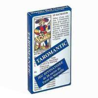 TAROT Taromantic Marseille (26 Cartas) (Frances) (Maestros)
