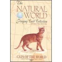 TAROT Cats - Natural World (54 Pocker) (Italiano - Modiano)