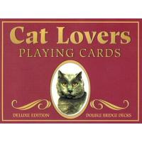 TAROT Cat Lovers (2 x 54 Pocker) (Italiano - Modiano)