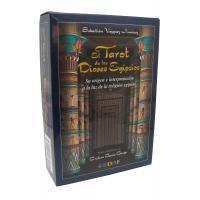 Tarot coleccion El tarot de los Dioses Egipcios - Cristina Garcia (SET) 2000  (EDF)