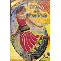Tarot coleccion Diosa Triple - Isha Lerner (Set - Libr...