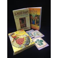 Tarot coleccion Diosa Triple - Isha Lerner (Set - Libro + 33 Carta...