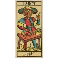 Tarot coleccion 22 Arcanos Mayores Marsella de Naipes ...