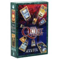 Tarot coleccion Quest Tarot - Joseph Ernest Martin (Set) (80 Cartas) (EN) (Llw) 2003 08/17