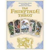 Tarot coleccion The Fairytale Tarot - Alex Ukolov, Karen Mahony, Irena Triskova - 2005 (SET) (EN) (MRP) 08/17