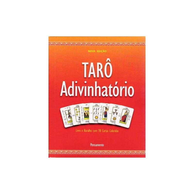 Tarot coleccion Taro Adivinhatorio - Nueva edicion (Set) (PT) (Pensamento) 04/16